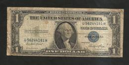 U.S.A. - SILVER CERTIFICATE - 1 DOLLAR (SERIES 1935 E) - Certificaten Van Zilver (1928-1957)