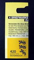 Österreich 3417 **/mnh, Dauerserie 2018: Wappen Kärnten - 2011-... Ungebraucht
