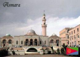 1 AK Eritrea * Die Moschee Qulafa-ar-Raschidin In Der Hauptstadt Asmara - Seit 2017 UNESCO Weltkulturerbe * - Eritrea