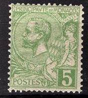 ** MONACO 1885 / 1914  - Y.T. N°  22 - NEUF** / 8 - Neufs