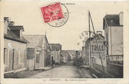 PONTIVY, Rue Général Quillivet - Pontivy