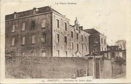 PONTIVY, Pensionnat Des Saints Anges - Pontivy