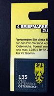 Österreich 3413 **/mnh, Dauerserie 2018: Wappen Oberösterreich - 1945-.... 2ª República