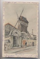 Cabaret BAL DEBRAY - Moulin De La Galette - Paris - Illustration - Colorisée - Cabarets