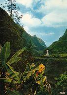 1 AK Insel Reunion * Die Route Nach CILAOS - IRIS Karte 7597 * Übersee-Departement Von Frankreich * - Réunion