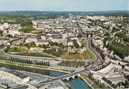 [50] Manche > Saint Lo Vue Generale Aerienne - Saint Lo