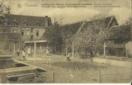 Quatrecht -- Institut Pour Fillettes Physiquement Anormales - Sciences Ménagères. (2 Scans) - Wetteren