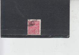 BRASILE 1920-41 - Yvert  174 (B)° -  Serie Corrente - - Brasile
