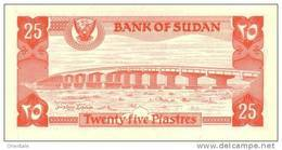 SUDAN P. 23a 25 Ps 1983 UNC - Soudan