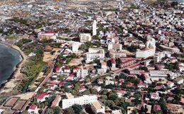1 AK Senegal * Blick Auf Dakar - Luftbildaufnahme * Karte Aus Den Ca.50iger Jahren - HOA-QUI Karte - Nr. 2553 * - Senegal