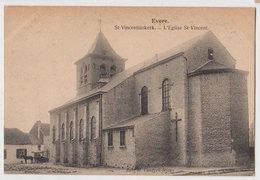Cpa Evere   St Vincentiuskerke - Evere