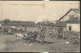 CPA Navilly - Tuileries Jacob Frères Et Fils - Circulée - Sonstige Gemeinden