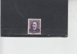 BRASILE 1954-56 - Yvert  581° -  Serie Corrente - - Brasile