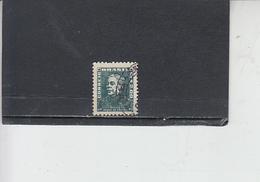 BRASILE 1954-56 - Yvert  584A° -  Serie Corrente - - Brasile