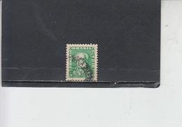 BRASILE 1954-56 - Yvert  577° -  Serie Corrente - Tomandares - Brasile