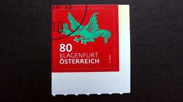 Österreich 3408 Oo/ET, Dauerserie 2018: Wappen Klagenfurt - 1945-.... 2. Republik