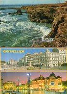 Lot De 1000 Cartes (700 Cpm France,100 Cpsm GF France,200 Cartes Thémes Divers) - Cartes Postales
