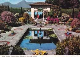 Postcard Italian Gardens Garinish Island Glengarriff  Co Cork [ John Hinde ]  My Ref  B23200 - Cork