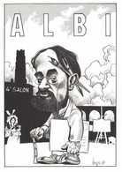 Veyri 87 ALBI 4e Salon National Cartes Oostales Contemporaines  RV  Signée Par L'auteur N°56/ 150 - Bourses & Salons De Collections