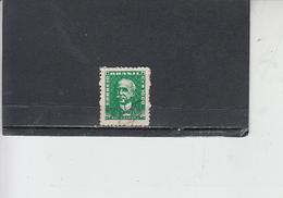 BRASILE 1959-60 - Yvert  677A° - Barbosa - Brasile