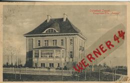 """Zoppot V.1915 Kronprinzen Villa """"Seehaus""""  (50622) - Ostpreussen"""