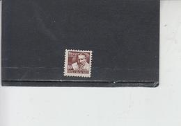 BRASILE 1962 - Yvert  723° - Medicina - Lotta Alla Lebbra - Brasile