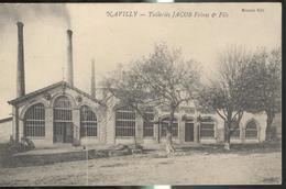 CPA Navilly - Tuileries Jacob Frères Et Fils - Circulée - Francia