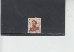 BRASILE 1965 - Yvert  768° - Dom Pedro 1° - Brasile