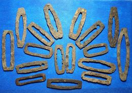 Viking  Fire Striker 9-10 Century - Archéologie