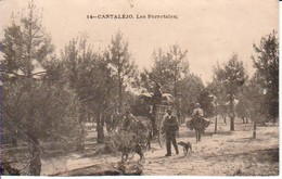 ESP-CAN - CANTALEJO - Les Porretales - Espagne