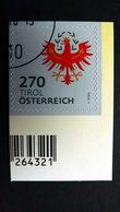 Österreich 3415 Oo/ET, Dauerserie 2018: Wappen Tirol - 1945-.... 2. Republik