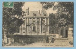 1613  CPA   BAR-sur-SEINE  (Aube)  Château Trumet De Fontare   ++++++ - Bar-sur-Seine