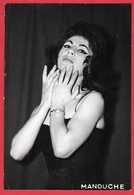 -- MANOUCHE (Chanteuse) - Photo ERIC MAZENS -- - Personalidades Famosas