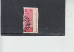 BRASILE 1962 - Yvert  716° - Siatema Metrico - Brasile