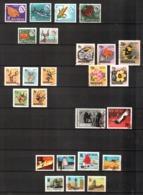 Rhodesia, Lot Of 25 Used Stamps - Zimbabwe (1980-...)