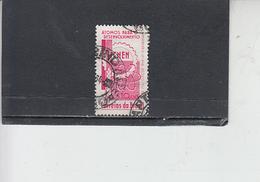 BRASILE 1963 - Yvert  738° - Atomo - Scienza E Tecnica - Brasile