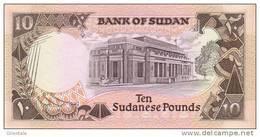 SUDAN P. 46 10 P 1991 AUNC - Soudan
