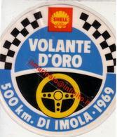 ** VOLANTE D' ORO.-500 Km DI IMOLA 1969.-** - Automobilismo - F1