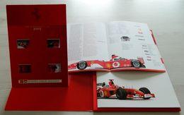 Dossier De Presse 2003 - Presentazione F1 - Scuderia Ferrari Marlboro - Avec 4 Diapos Formule 1 - Automobile - F1