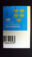 Österreich 3410 Oo/ET, Dauerserie 2018: Wappen Niederösterreich - 1945-.... 2. Republik