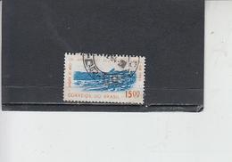 BRASILE 1964 - Yvert  758° - Botafago - Brasile