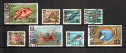 Tanzania, Lot Of 8 Used Stamps - Tanzania (1964-...)