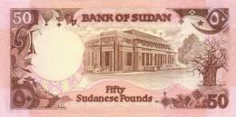 SUDAN P. 48 50 P 1991 UNC - Soudan