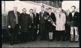 BEERVELDE   1973 FOTO 14X10 CM - KONINGEN IN BEERVELDE - Lochristi