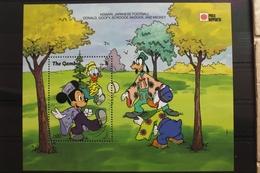 Gambia Block 121 ** Postfrisch Disney #SL428 - Gambia (1965-...)