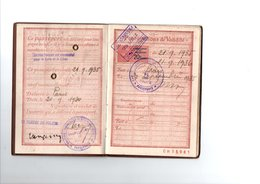Passeport - Fiscaux