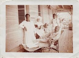 ¤¤  -  CLICHE D'un Hopital En Afrique   -  Infirmière     -  Voir Description   -   ¤¤ - Gesundheit