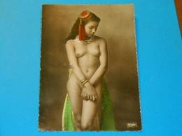Nus ) Grand Format - Type De Femme De L'afrique Du Nord  -  Année  - EDIT - Combier - Nordafrika, Maghreb