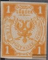Lübeck 7 Ungebraucht 1862 Freimarke - Lubeck