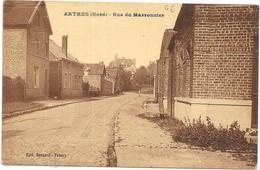 ARTRES: RUE DU MARRONNIER - France